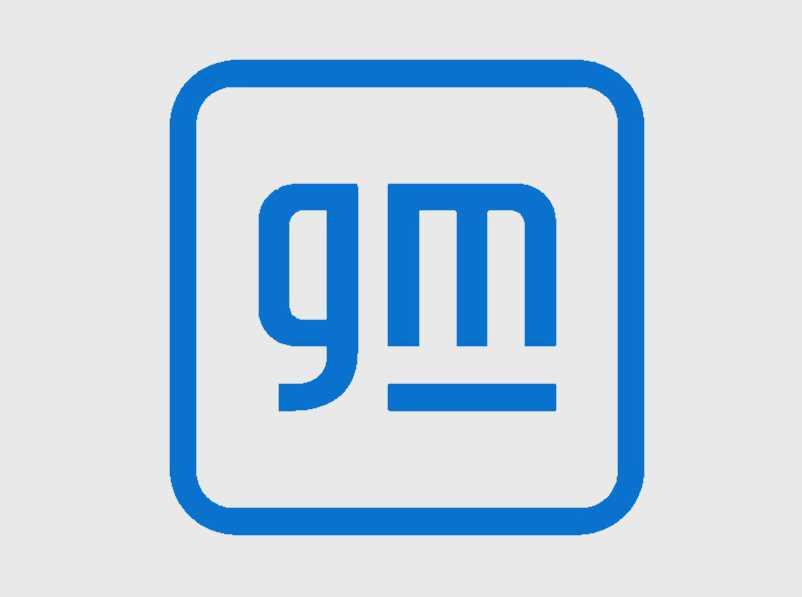 Новый логотип General Motors (GM logo)