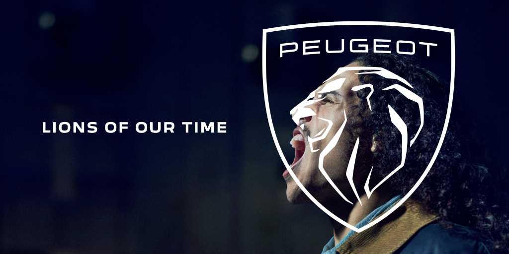 Новый логотип Peugeot (Peugeot logo)