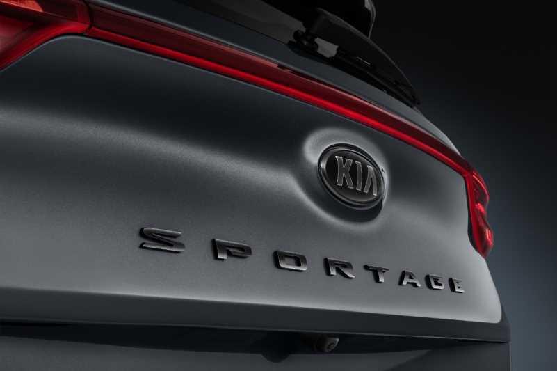 Kia Sportage Black Edition