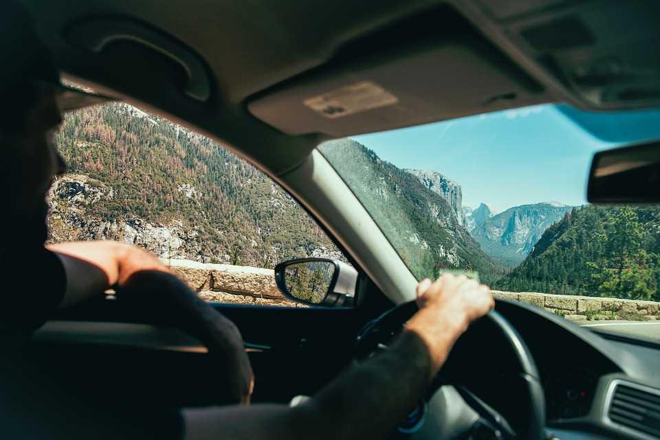 Автомобиль, дорога, водитель