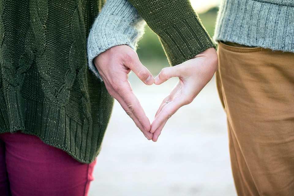 Пара, любовь, мужчина и женщина