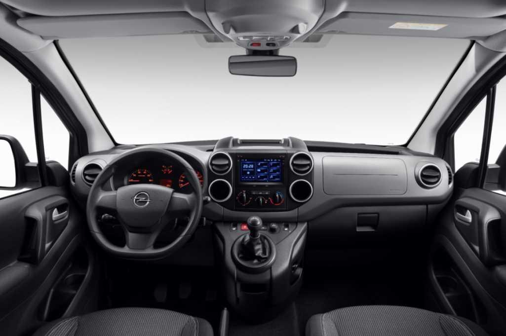 Opel Combo Cargo второго поколения российского производства