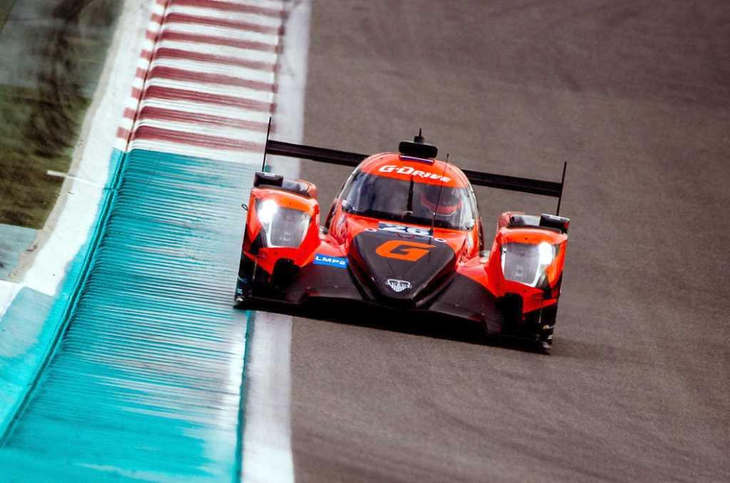 G-Drive Racing, 2021 год