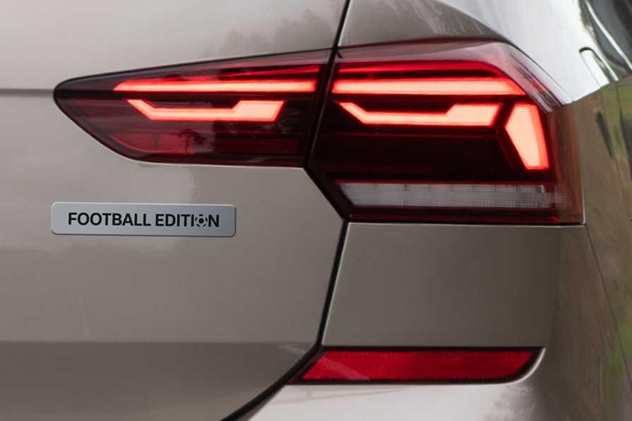 Volkswagen Polo Football Edition