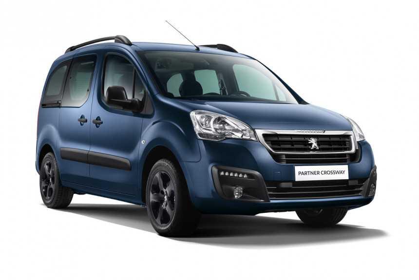 2021 Peugeot Partner Crossway