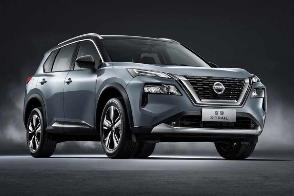 2022 Nissan X-Trail (четвертое поколение)