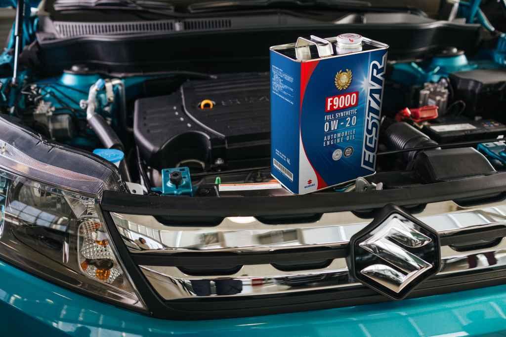 Моторное масло Ecstar для автомобилей Suzuki