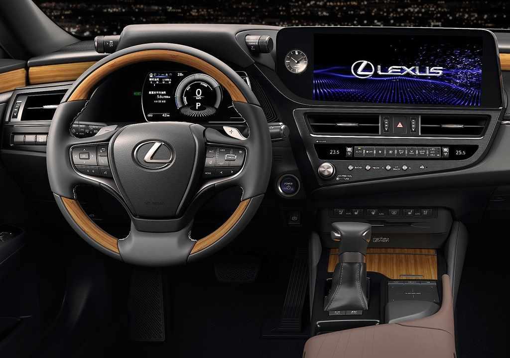 2022 Lexus ES