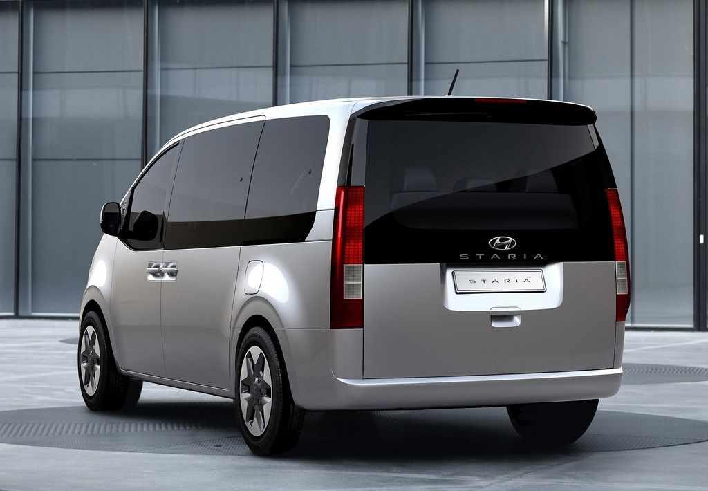 2022 Hyundai Staria
