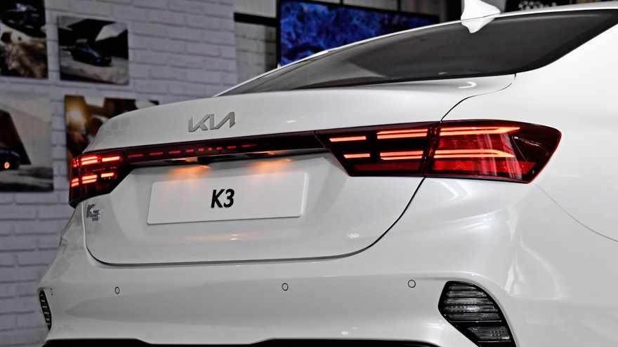 2021 Kia K3 (Cerato)