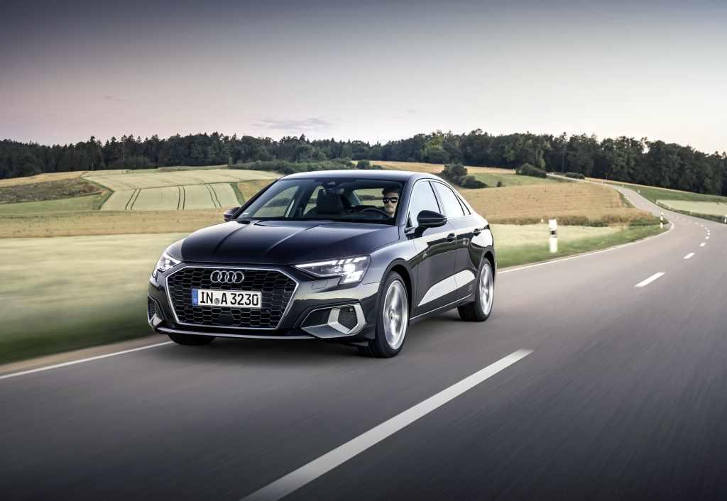 2021 Audi A3 Sedan особой серии Young&Drive
