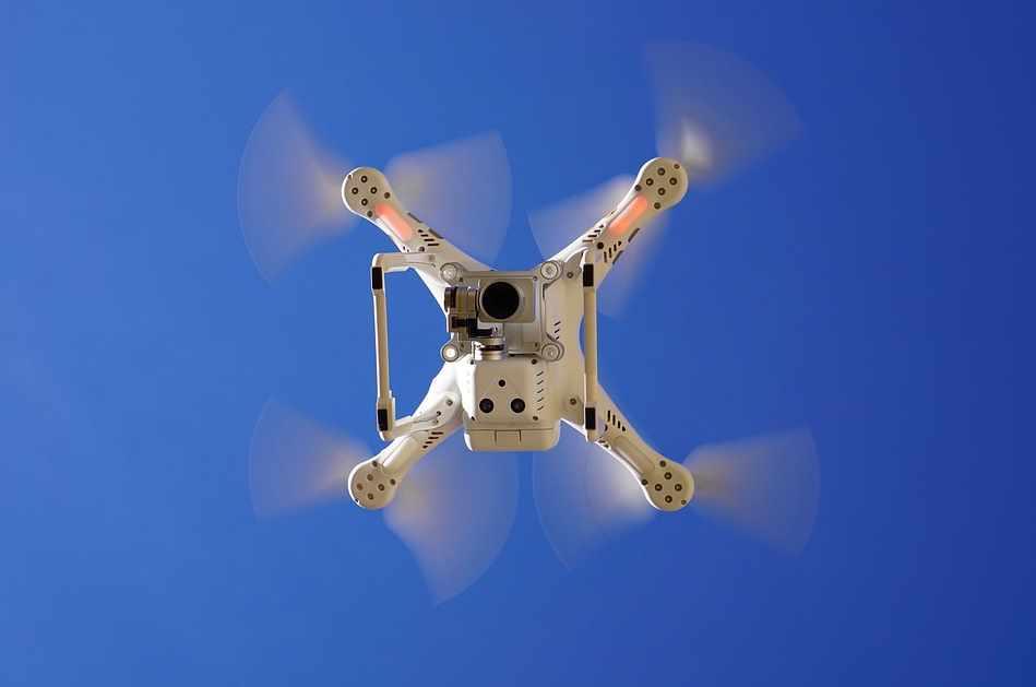 Квадракоптер (дрон)
