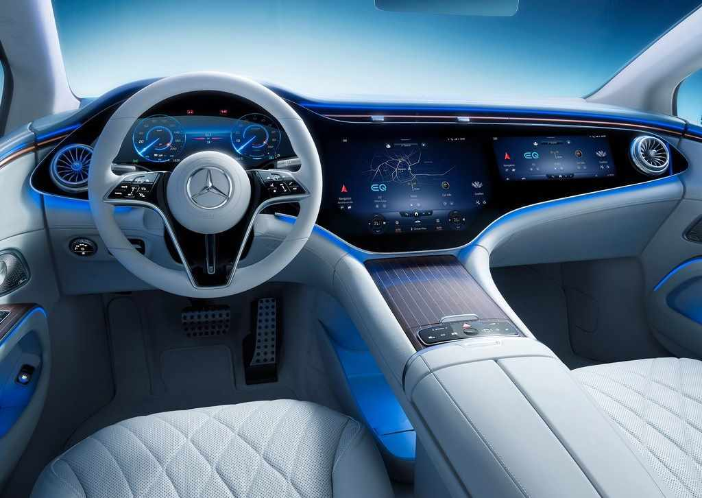 2022 Mercedes-Benz EQS