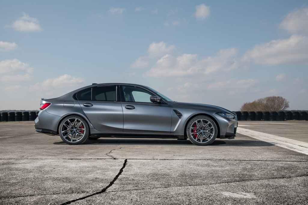 2022 BMW M3 Competition M xDrive