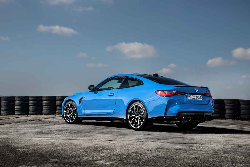 2022 BMW M4 Competition Coupe M xDrive