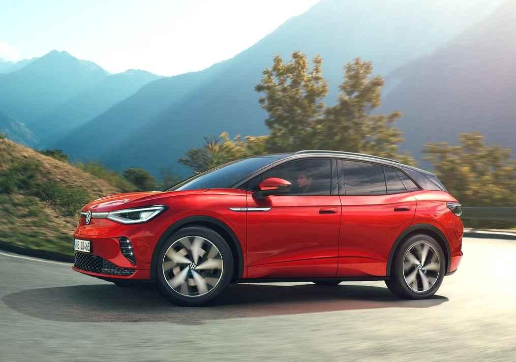2022 Volkswagen ID.4 WTX