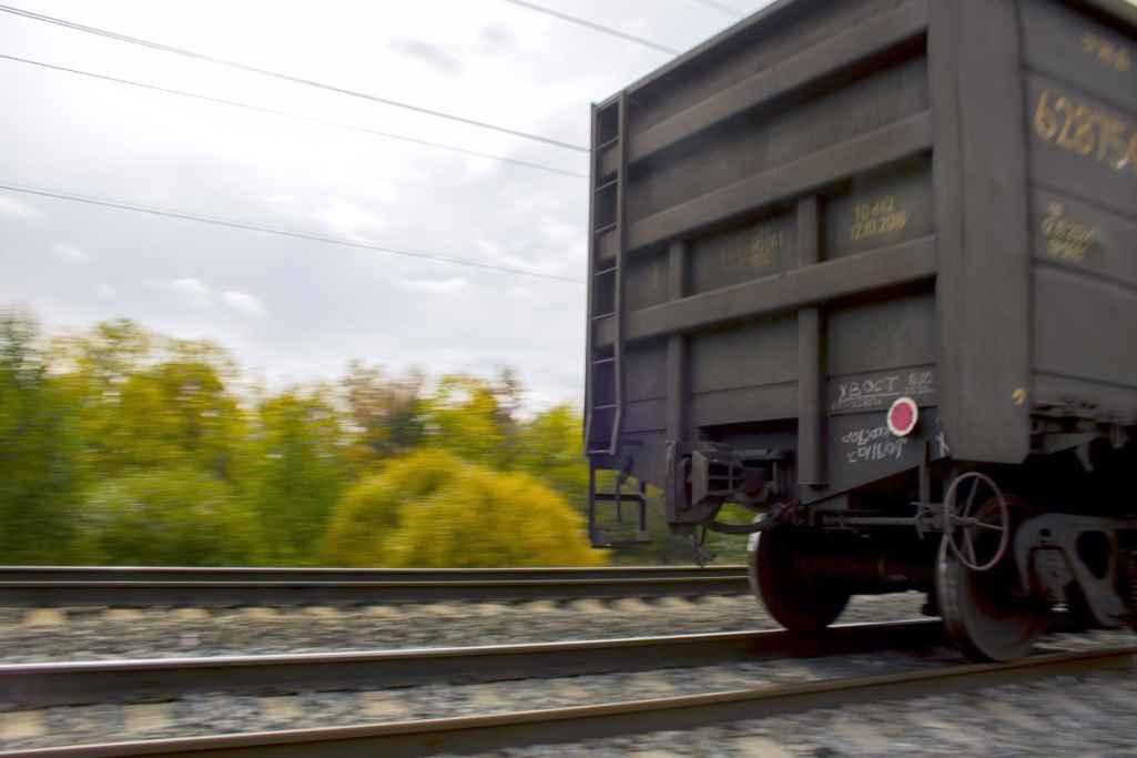 Железнодорожный вагон (ж/д состав)
