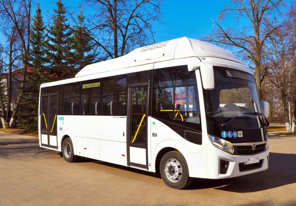 Автобус «ГАЗ Вектор Next 8.8 CNG» Павловского автозавода