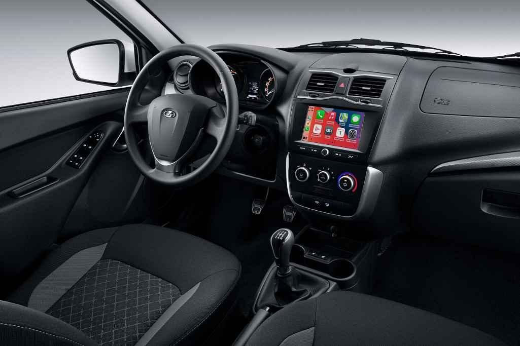 Lada Granta с мультимедийной системой LADA Enjoy Pro