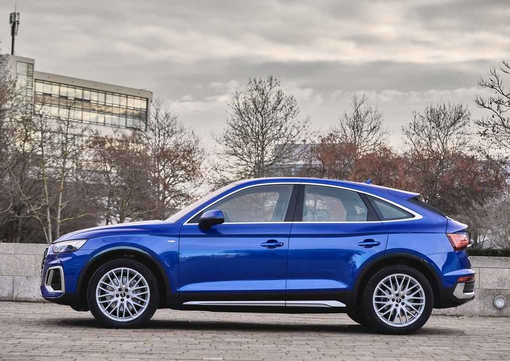 2021 Audi Q5 Sportback