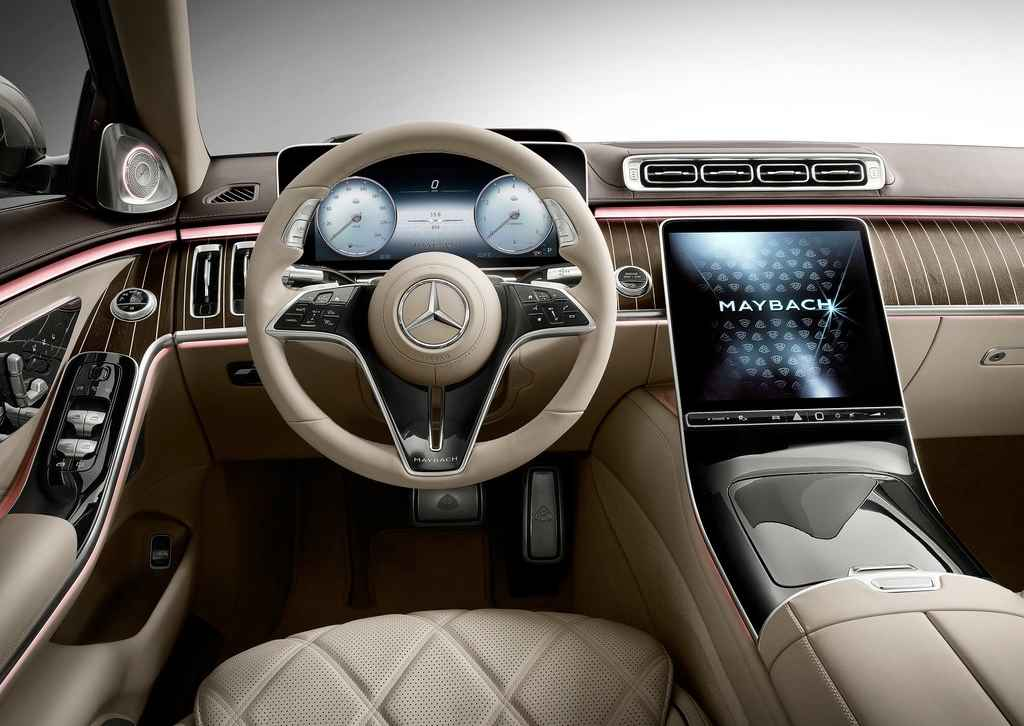 2021 Mercedes-Maybach S-class (Z223)