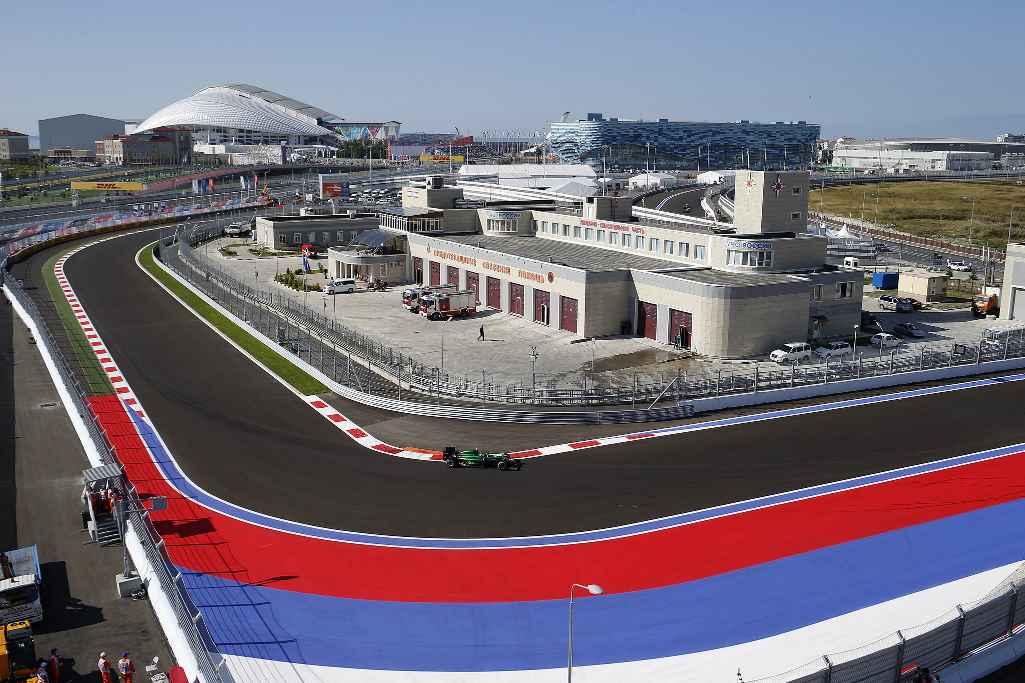 Сочи Автодром (Гран-при России)