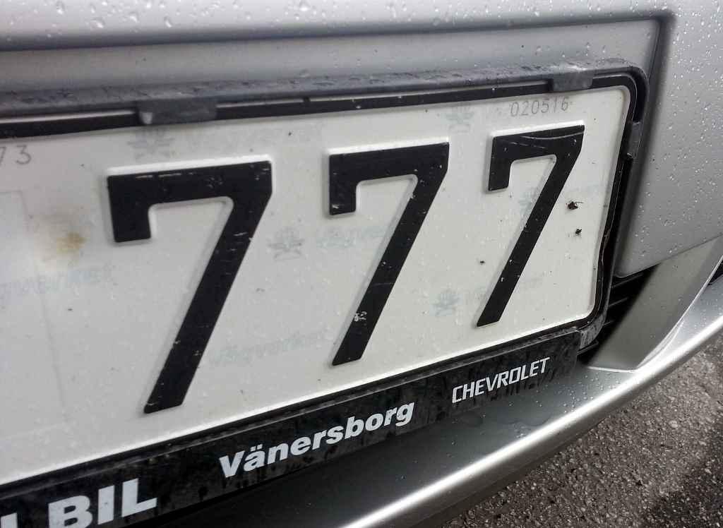 Код 777