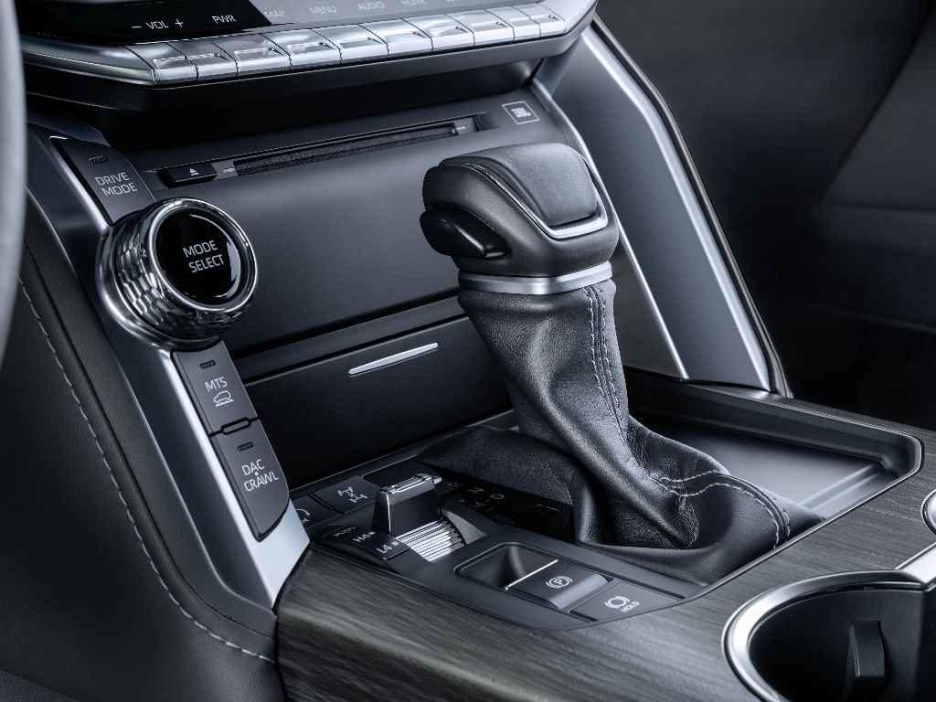 2022 Toyota Land Cruiser 300