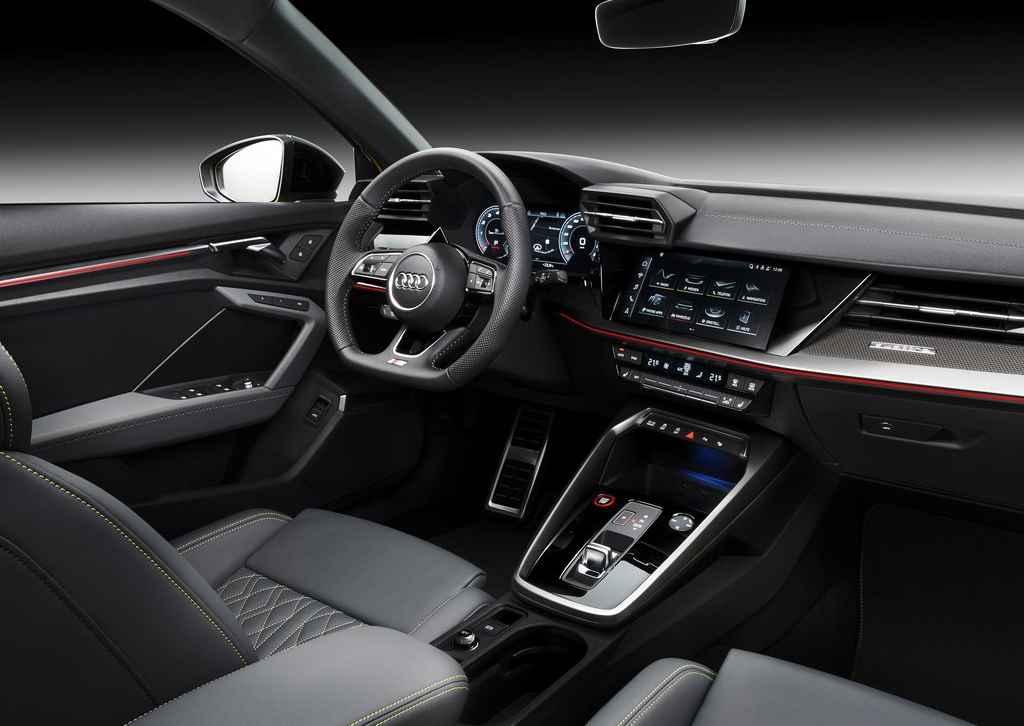 2021 Audi S3 Sportback