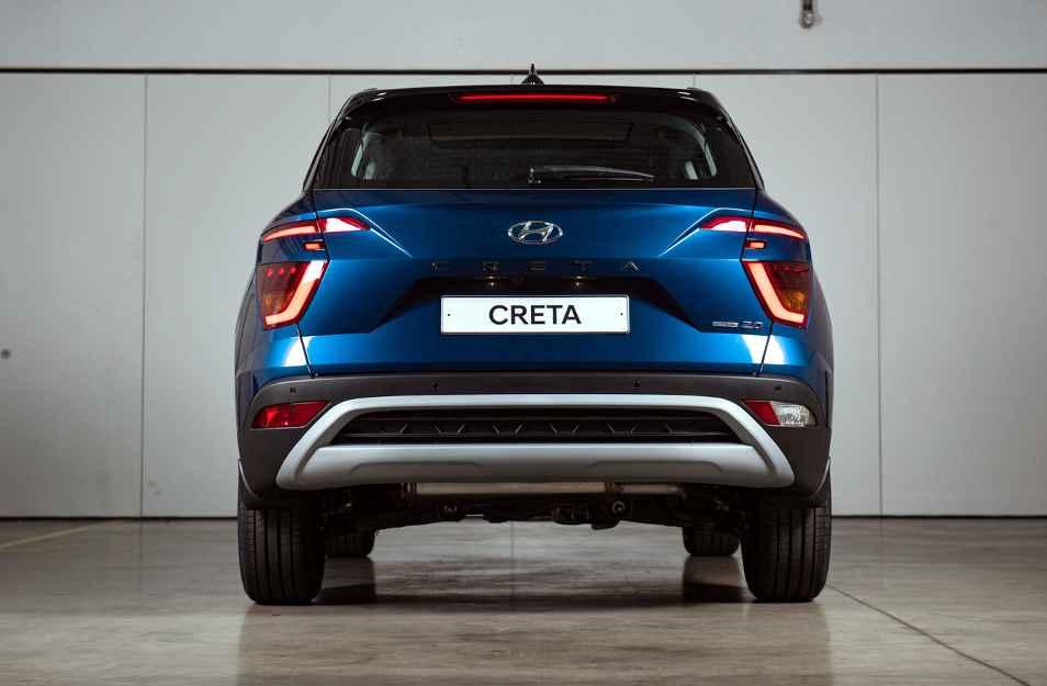 2022 Hyundai Creta