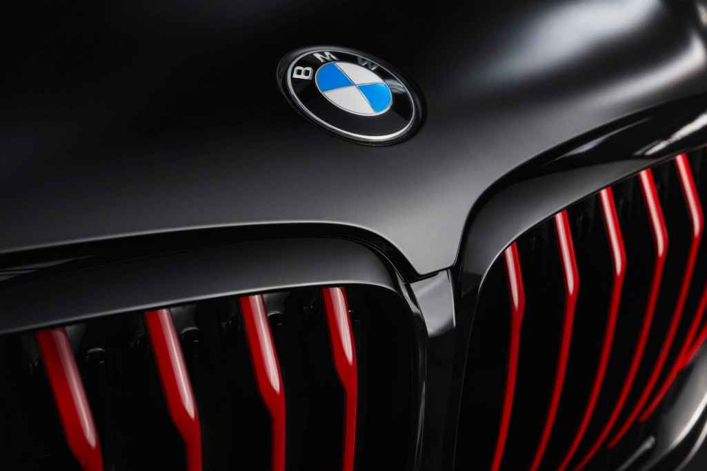 BMW X5 Black Vermilion edition