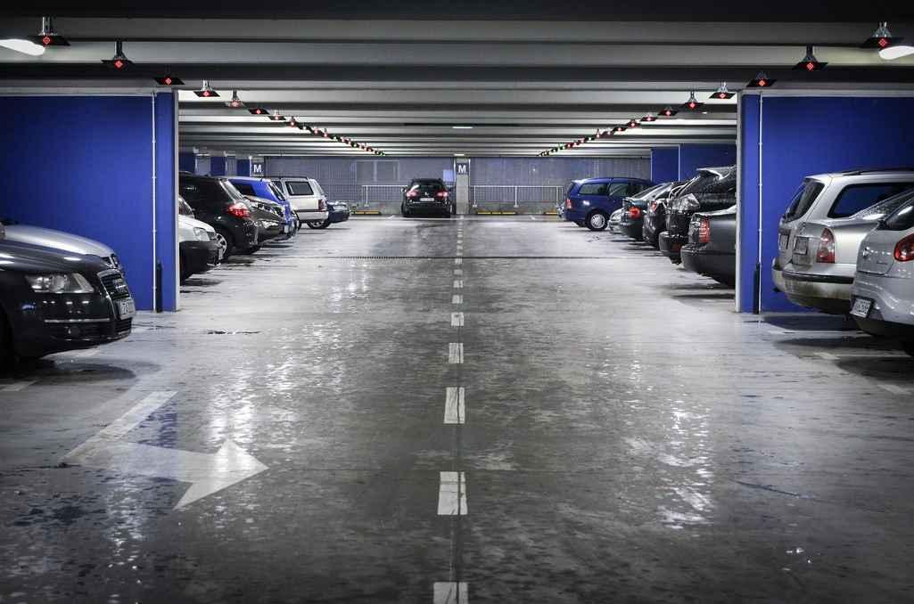 Подземный паркинг (парковка)