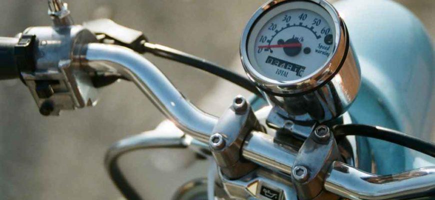 Мотоцикл (мопед)