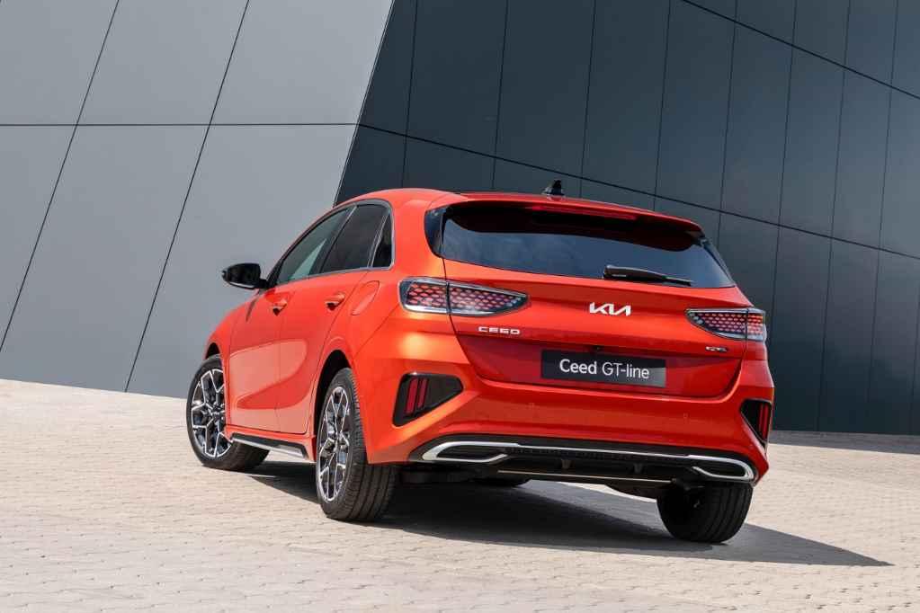 2022 Kia Ceed GT-Line