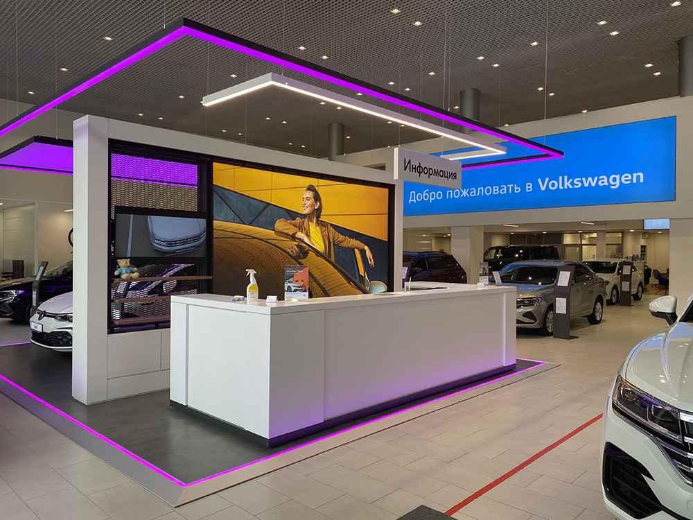 «Фольксваген Центр Сургут» - новый дилер Volkswagen в Сургуте