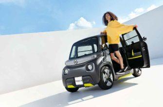2022 Opel Rocks-e