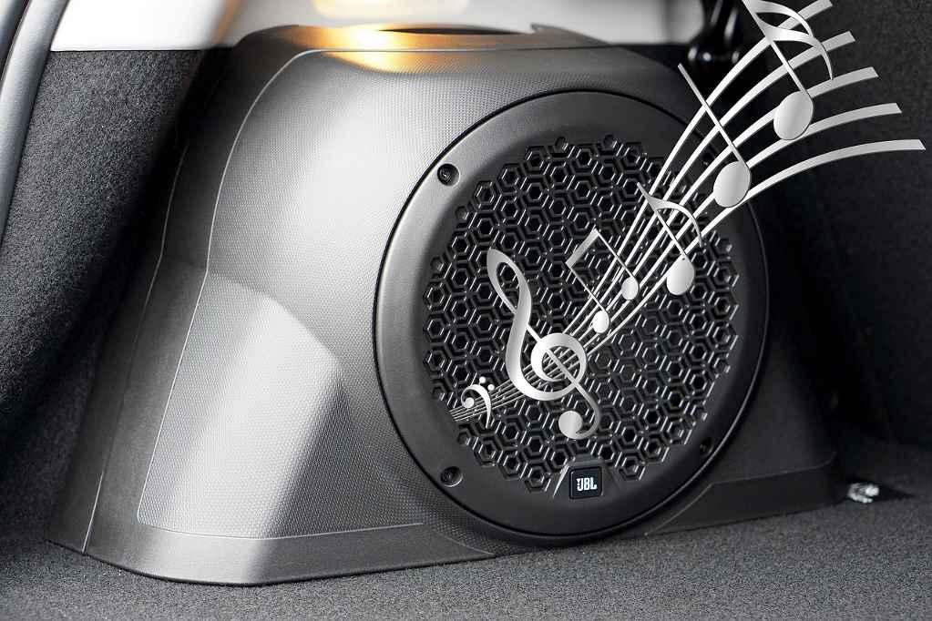 Музыка в автомобиле