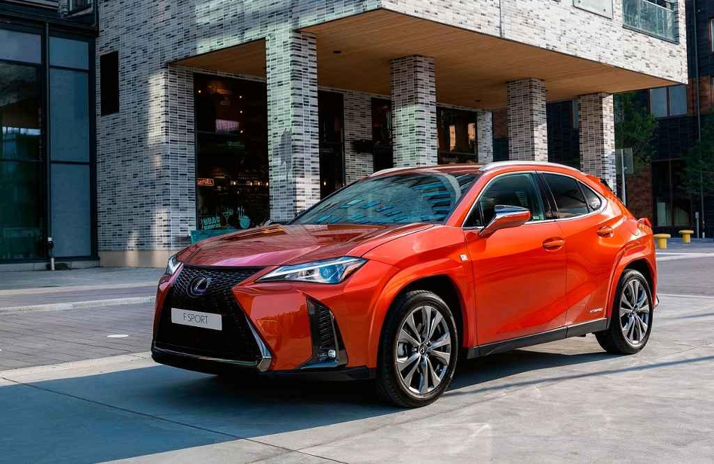 2021 Lexus UX FSport