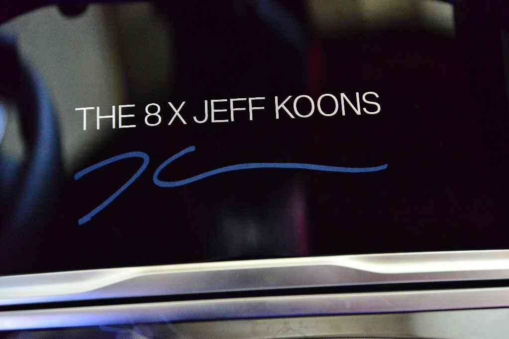 Проект THE 8 X JEFF KOONS
