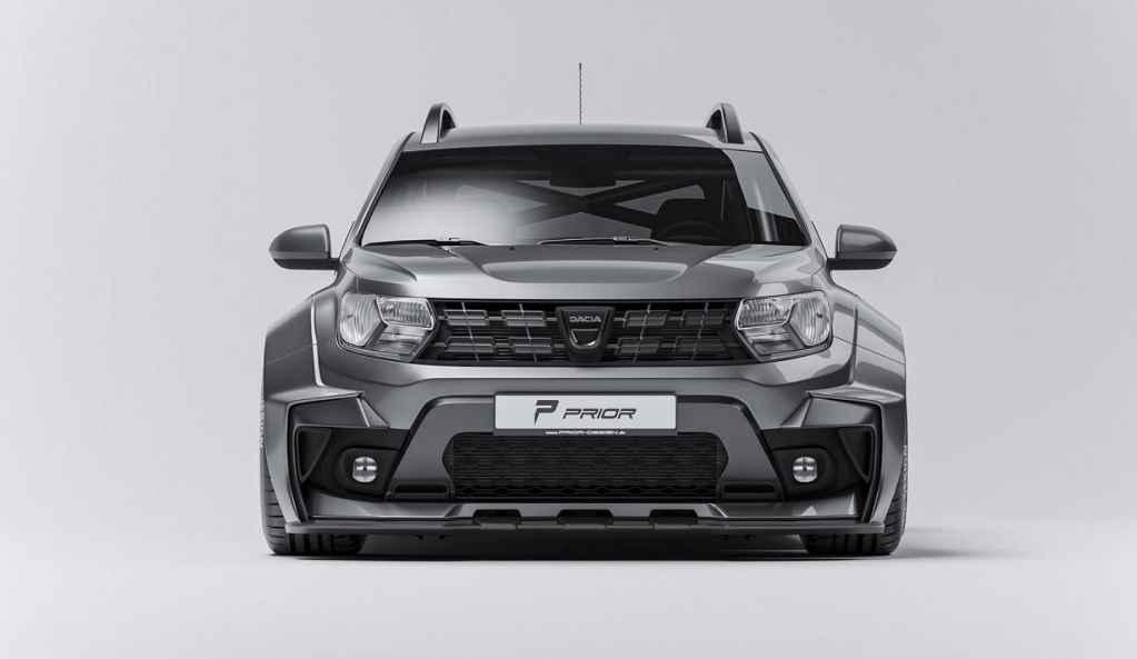 Renault Duster (Dacia Duster) от PRIOR Design