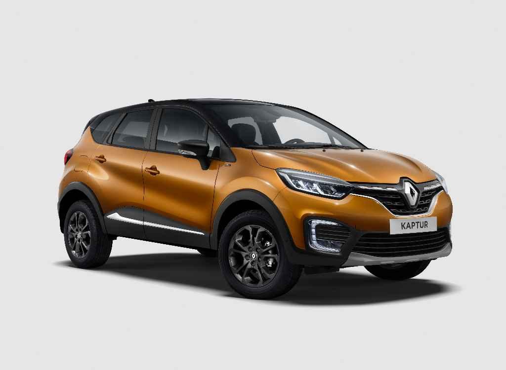 2022 Renault Kaptur Intense