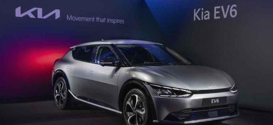 2022 Kia EV6